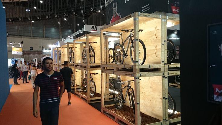 Feria Unibike 2014, MMR Bikes by CajaEco®
