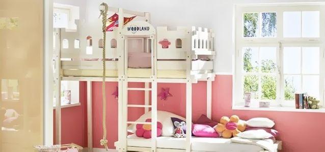 In metallo o in legno, i letti a castello sono l'ideale per rendere la camera dei bambini uno spazio ultra- funzionale, sia che il bambino sia uno sia che siano sono due. http://paperproject.it/rubriche/design/interior-d/letto-castello-rendere-felici-bambini/