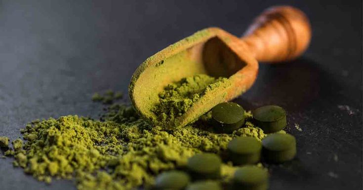 Chlorella is a green alga often celebrated for its ability to chelate heavy metals like lead and mercury, and reduce negative effects of chemo and radiation. https://articles.mercola.com/sites/articles/archive/2017/12/04/chlorella-benefits-uses.aspx