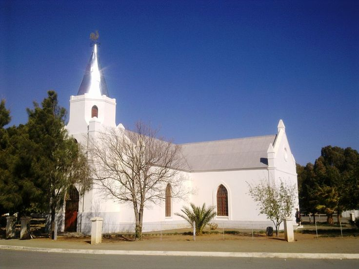 Dutch Reformed Mission Church, Unie Plein, Carnarvon - Carnarvon, Northern Cape - Wikipedia, the free encyclopedia