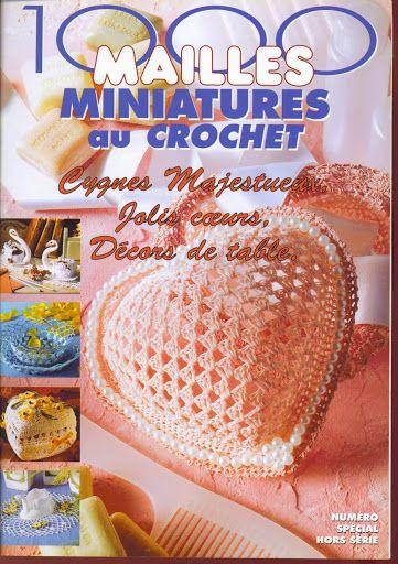 Miniatures au crochet sp - Evelyne Dubos - Álbumes web de Picasa