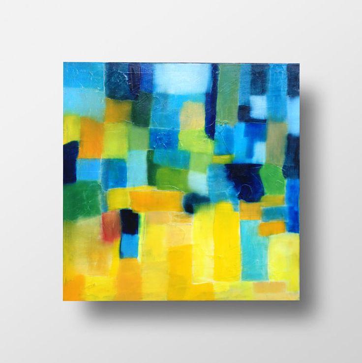 17 beste idee u00ebn over Woonkamer Kunstwerk op Pinterest   Woonkamerbank en Woonkamerkunst