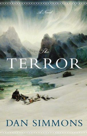 'The Terror' by Dan Simmons, My rating: 4/5