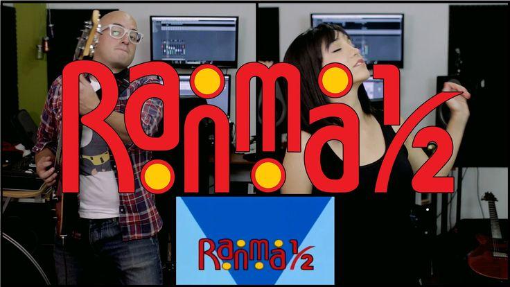 Ranma 1/2 Opening 1 Latino!  ¡¡MI NIÑEZ!!