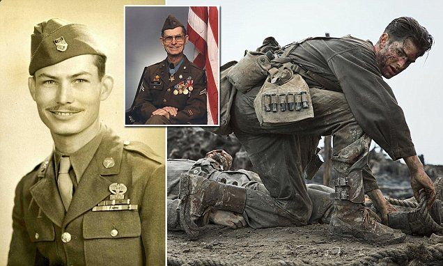 True story of the SDA, conscientious objector in Mel Gibson's Hacksaw Ridge
