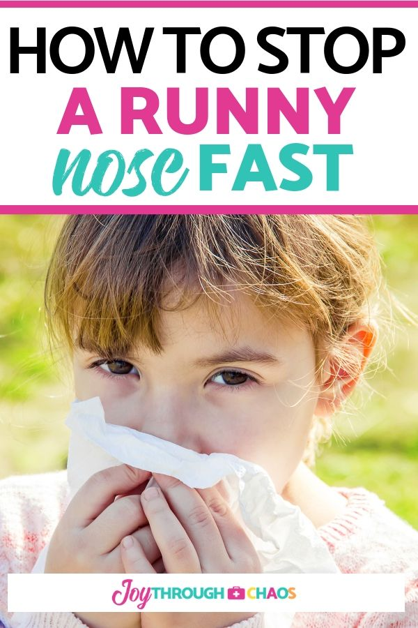 Simple Tricks For How To Get Rid Of A Runny Nose Fast All The Tips Remedies And Ideas You Need To Deal With Ru Baby Runny Nose Runny Nose Toddler Runny