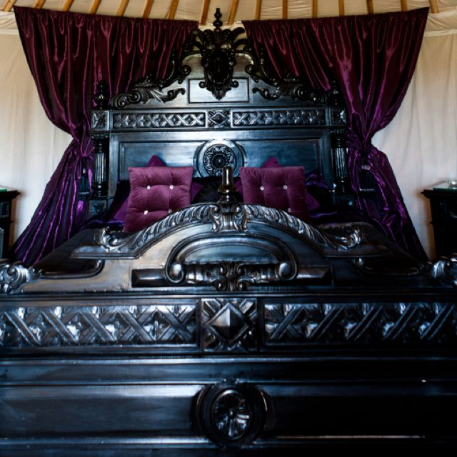 Bedroom Design Ideas,gothic Home Design,gothic Interior Design,perfect Gothic  Bedroom,the Best Gothic Bedroom
