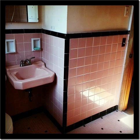 1942 Best Retro Vintage Bathrooms Images On Pinterest