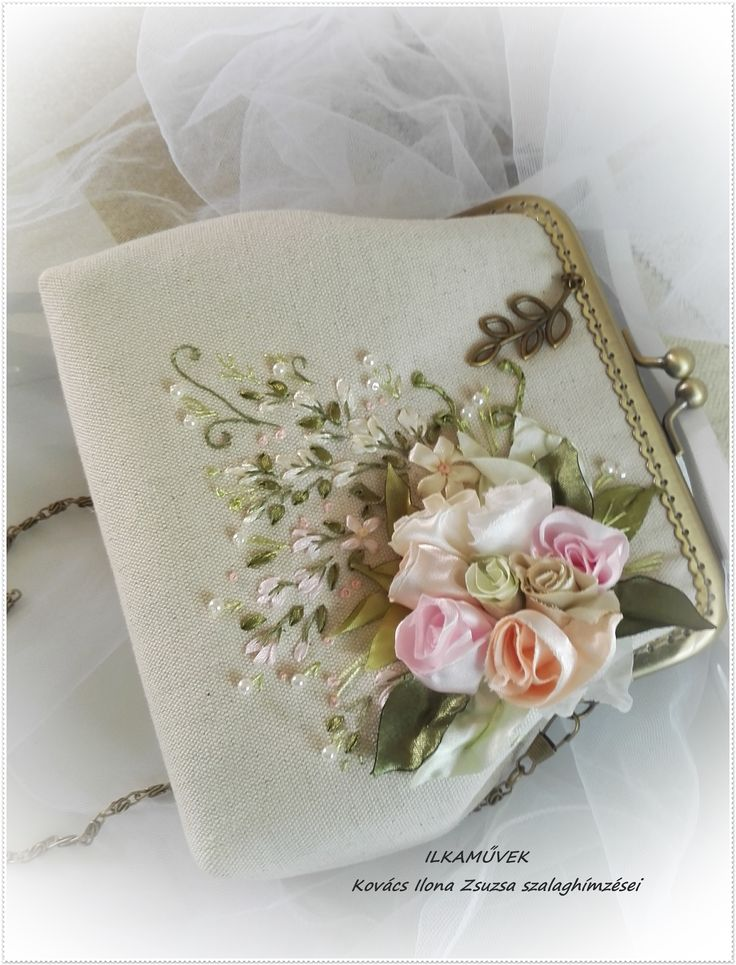 Bridal bag. Menyasszonyi táska