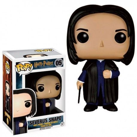 Figurine POP Harry Potter Severus Rogue                                                                                                                                                                                 Plus