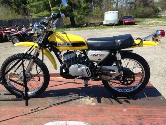 1971 suzuki ts 125 for sale millington michigan united On yamaha of millington