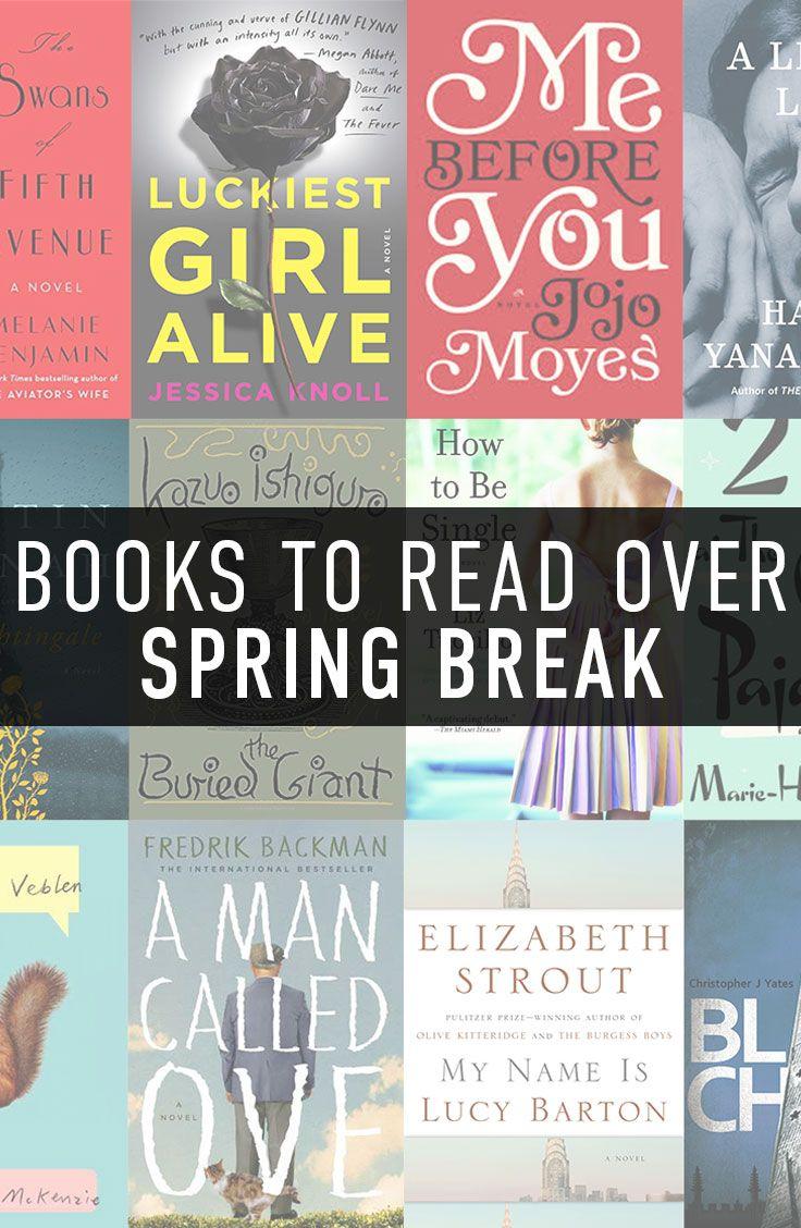 Books to Read Over Spring Break