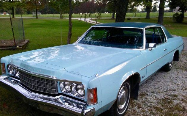 Classic Giant 1974 Chrysler Newport 2 Door Coupe With Images