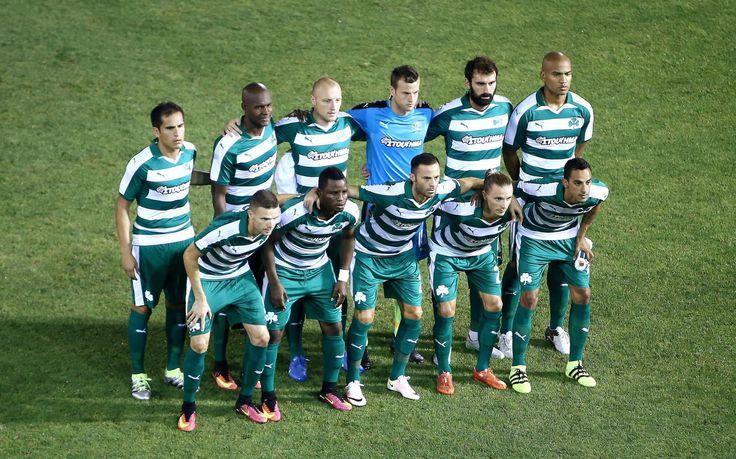 Panathinaikos(28-7-2016)Pao-Aik 1-0