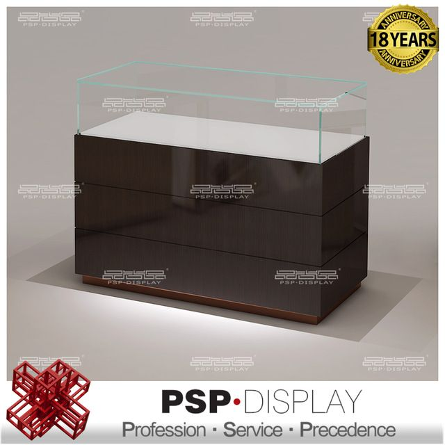 Source 2016 Shopping mall high-end glass showcase jewelry display cabinet on m.alibaba.com