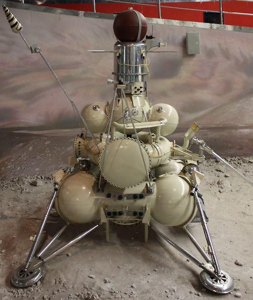 lunar landing spacecraft - photo #25