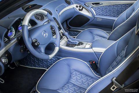 "Mercedes SL500 ""Leviafan"""