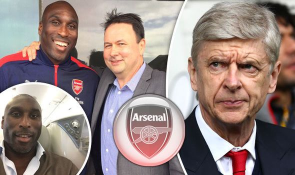 Arsene Wenger will sign new Arsenal contract: Sol Campbell confirms on official club visit   via Arsenal FC - Latest news gossip and videos http://ift.tt/2o4zJo0  Arsenal FC - Latest news gossip and videos IFTTT