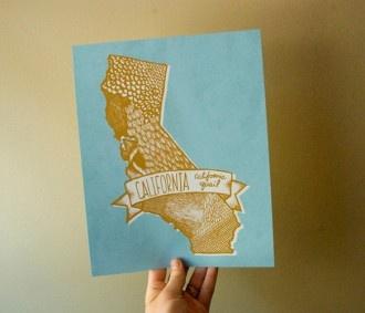 Home: State Prints, Art, Bird Prints, Statebird, U.S. States, Birds