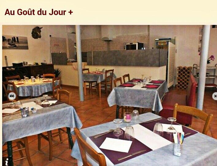 Petit resto sympa à Saint Ambroix -France https://www.tripadvisor.fr/Restaurant_Review-g1906028-d4698398-Reviews-Au_gout_du_jour-Saint_Ambroix_Gard_Occitanie.html