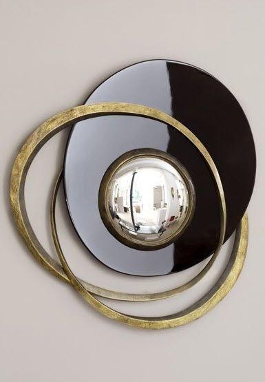 Herve Van Der Straeten Mirror #luxuryinteriors #interiordesign #luxuryhomes #luxuryideas