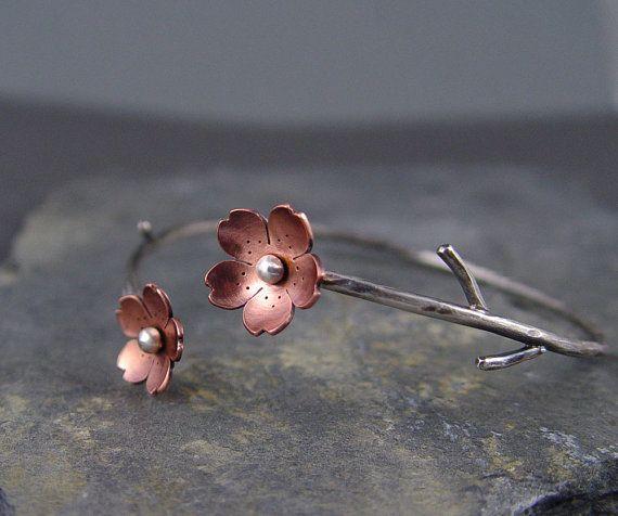 Cherry Blossom // Sakura bracelet von HapaGirls