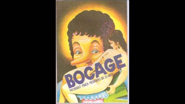 Manuel Maria Barbosa Bocage  -