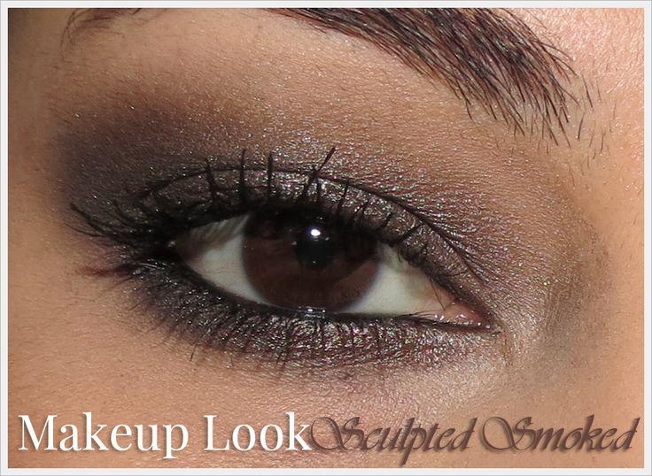 Makeup Look (Smoked Series)