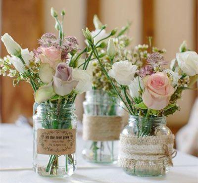 Matrimonio.it | Decorazioni e accessori green: non solo bottiglie