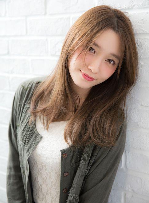 ナチュラルニュアンスストレート 【Grow by GARDEN】 http://beautynavi.woman.excite.co.jp/salon/31312?pint ≪ #longhair #longstyle #longhairstyle #hairstyle ・ロング・ヘアスタイル・髪型・髪形≫