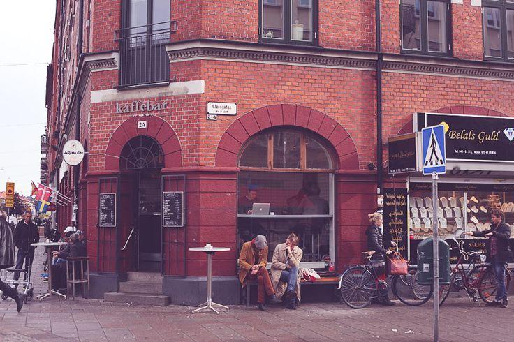 (Coffee) Kaffebaren i Malmö #Malmo