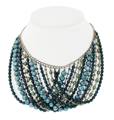 Reminds me of a mermaid :) - bohemian collection from Honora Pearls