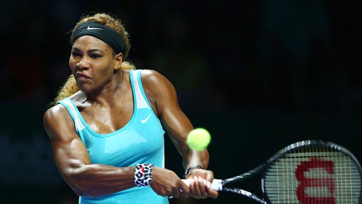 Lethargic and jetlagged, Serena Williams decided a coffee might perk her up after losing her first set 6-0 at the Hopman Cup.