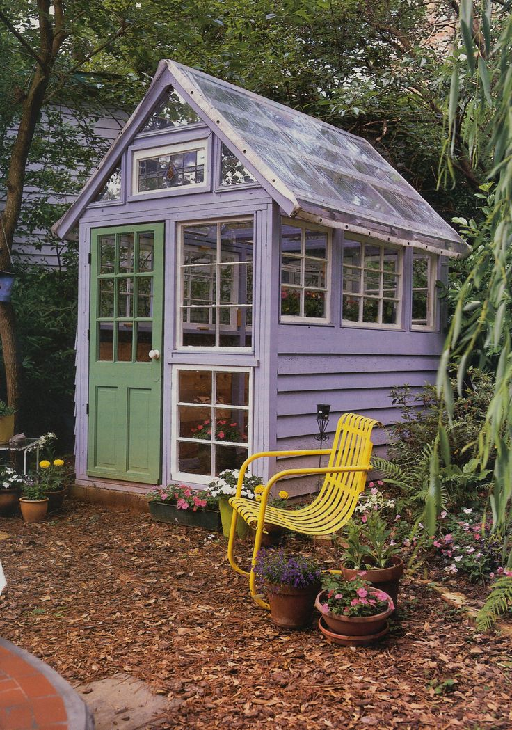 36 best Creative Shed Ideas images on Pinterest Garden sheds