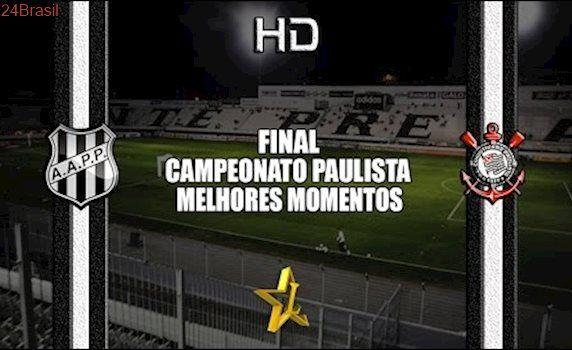 Ponte Preta 0 x 3 Corinthians - Melhores Momentos & Gols - Campeonato Paulista 2017