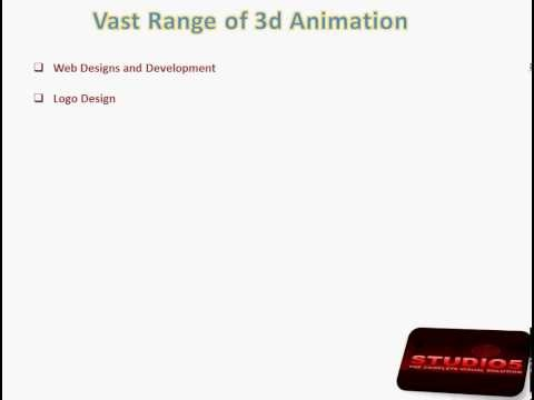 Video presents information about 3d animation, 3d animation evaluation history, why 3d animation is so popular, vast range of 3d animation, 3D animation applications in business and how to select right animation studio for your requirements. Thestudio5 animation company in Baroda provides 3d animation services. For more details visit  http://www.thestudio5.com/3d_animation_production.html. To view our video visit http://www.youtube.com/watch?v=I1VoWse1yvw