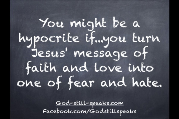 Message of Love: Message, Amen, Hate, Inspiration, Hypocritical Christians, Anti Religion, Faith, Jesus