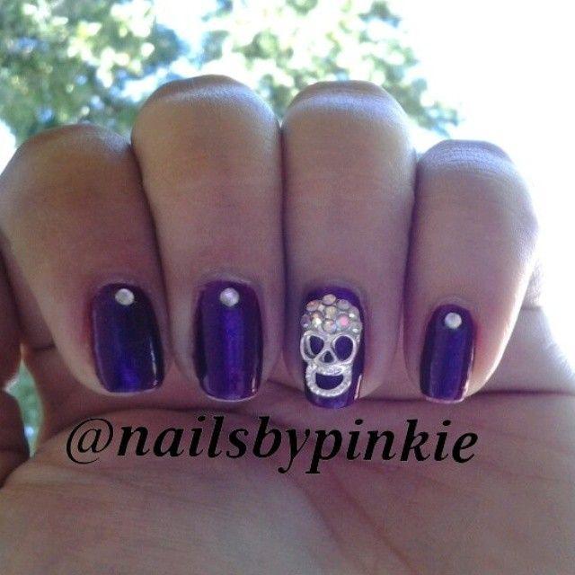 9 nails halloween