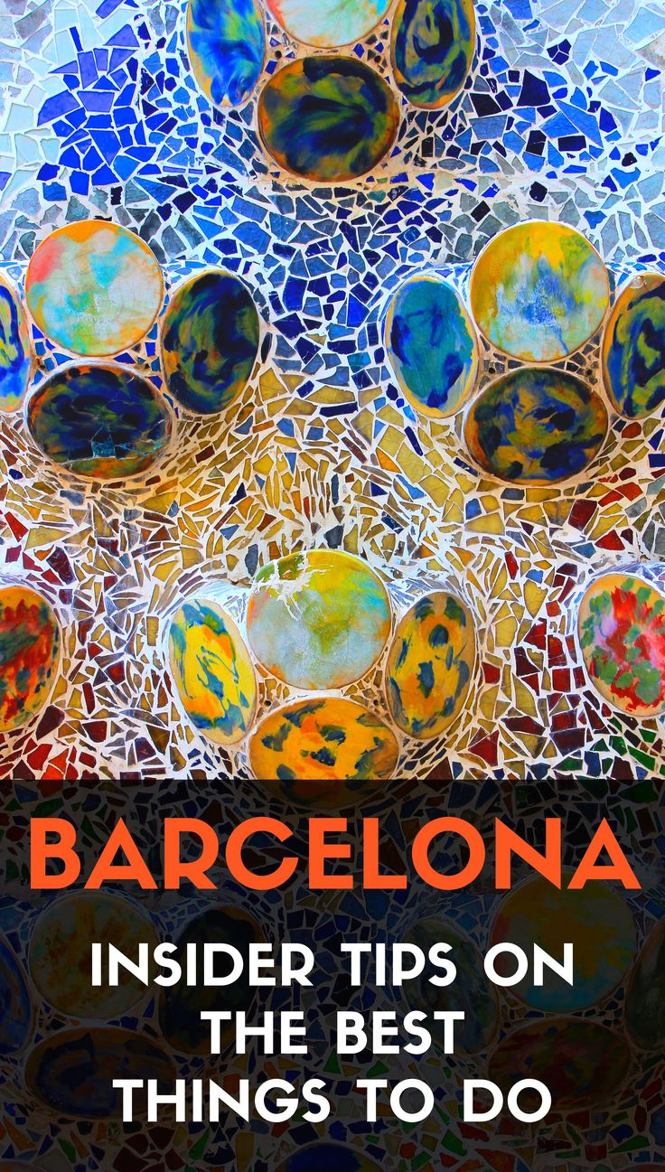 The best non-touristy things to do in Barcelona (all tips from a resident). Enjoy Barcelona like a local! @bcn_exp @visitbcn #barcelona #visitbarcelona