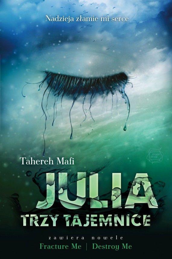 """Specjalny dodatek do bestsellerowej trylogii Tahereh Mafi – nowa książka o losach Julii. Zawiera niezwykły pamiętnik głównej bohaterki, dzięki któremu dowiemy się, co poprzedziło wydarzenia opisane w pierwszym tomie, oraz dwie nowele: """"Destroy Me"""" i """"Fracture Me"""". """"Destroy Me"""" to opowieść Warnera pokazująca, co zdarzyło się pomiędzy akcją pierwszej i drugiej części trylogii. """"Fracture Me"""" to historia opowiadana przez Adama, rozgrywająca się po wydarzeniach opisanych w drugiej części sagi."""