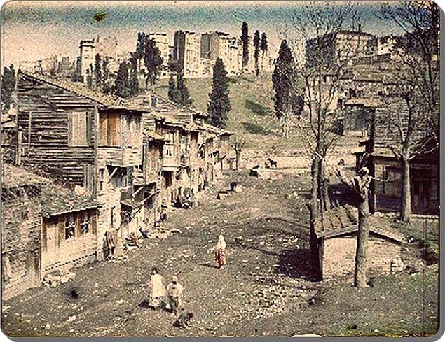 Kasımpaşa - 1918