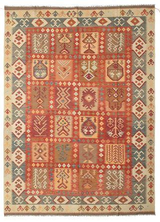Kilim Afgán Old style szőnyeg 249x344