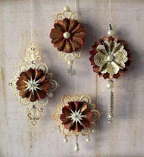 Spellbinder Ornament - Ironwork Motifs