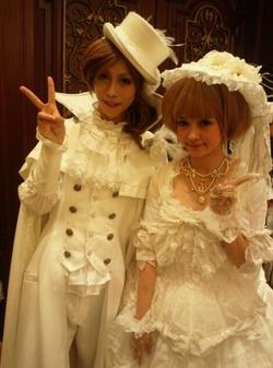 Shiro Loli and Kodona couple #2dayslook fashion present for girls