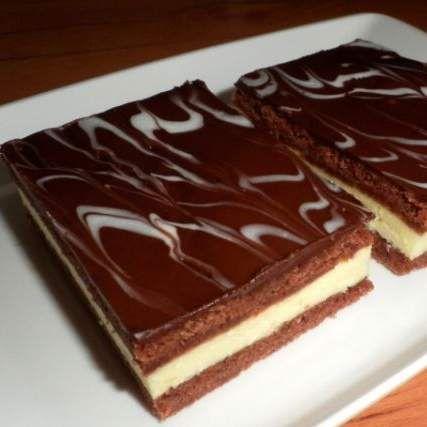Recept Ausburské řezy od lussy - Recept z kategorie Dezerty a sladkosti