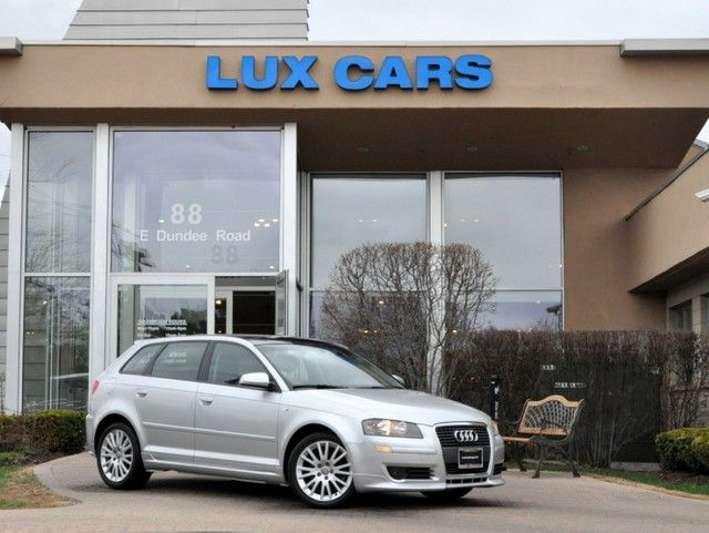 2006 #Audi A3 SPORT NAV PANOROOF |   Lux Cars Chicago 88 E Dundee Road Buffalo Grove, Illinois 60089  847-947-2900 http://www.luxcarschicago.com #LuxCarsChicago #used #cars #IL #BuffaloGrove