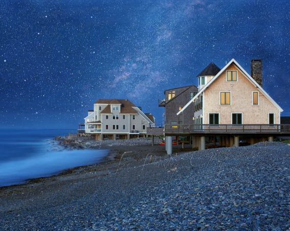 A Night At Egypt Beach Scituate Ma Night Photography Beach Etsy Night Photography Scituate Egypt