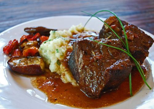 ... MASHED POTATOES | food | Pinterest | Short Ribs, Red Wines and Ribs