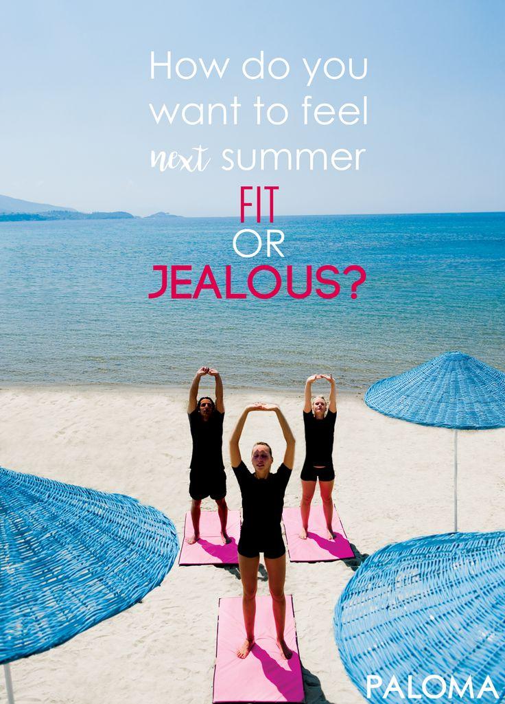 How do you want to feel next summer? Fit or jealous? Gelecek yaz kendinizi nasıl hissetmek istiyorsunuz? #fit #jealous