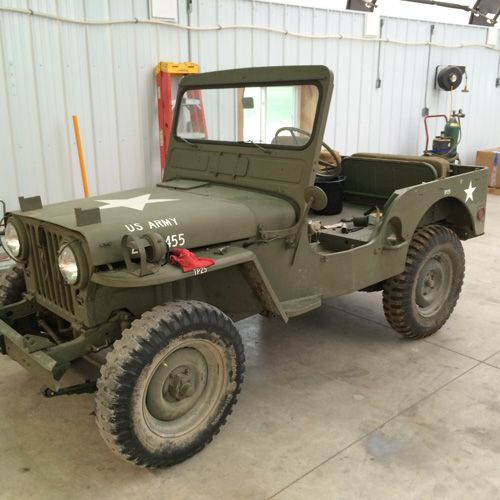 73 best Willys M38 images on Pinterest | Jeep, Jeeps and 4x4